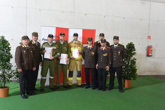 Gratulation und Anerkennung nicht nur für das bestandene FLA-Gold, sondern auch zu den Rängen 13/ 18 und 29!
